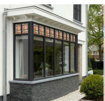 bunte Fensterfolie Barcelona 67,5x200 cm Glasdekorfolie selbstklebend – Bild 2