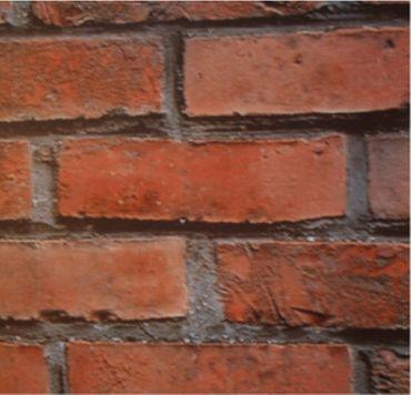 Klebefolie Möbelfolie Mauer Steine - Dekorfolie Steinoptik  90x200cm  – Bild 1