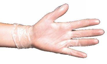 Einmalhandschuhe VINYL NEU Größe L 200 Stück OVP – Bild 1