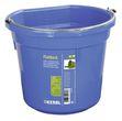 Futter-und Wassereimer FlatBack Blau 20 Liter K-323489 001