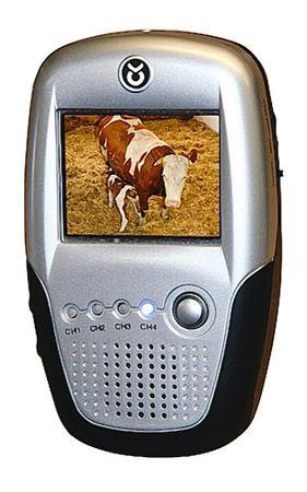 Mobiles Stall- & Anhängerkamera-Set 2,4 GHz Reichw. bis 1200m Überwachungskamera – Bild 4