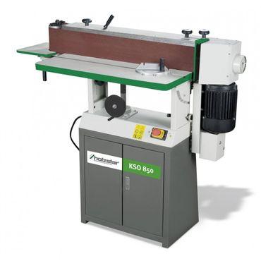 Holzcraft Kantenschleifmaschine KSO850 HK-5900850 mit Tischhöhenverstellung – Bild 1