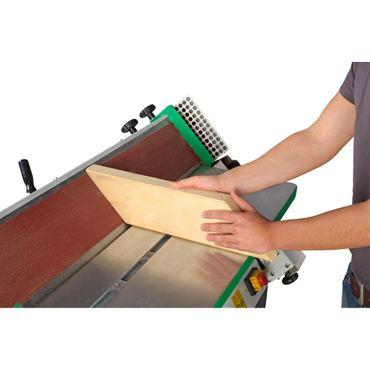 Holzcraft Kantenschleifmaschine KSO850 HK-5900850 mit Tischhöhenverstellung – Bild 5