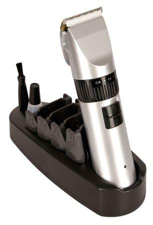 Akku-Schermaschine Onyx inkl. Zubehör hervorragende Schereigenschaften durch Keramik-Scherkopf