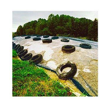 Vogelschutznetz 360773 Silagenetz Teichnetz Silonetz Reiherschutznetz 300 m²