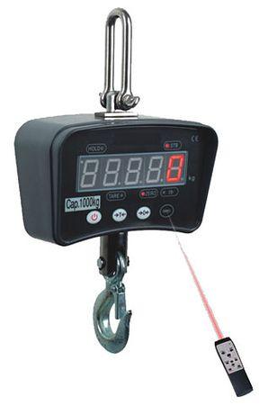 Digitale Hängewaage DigiScale 1000 bis 1000 kg Waage