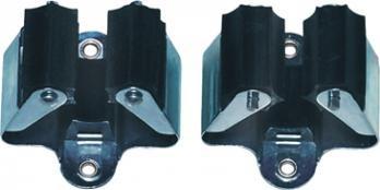 Gerätehalter 2 Stück für Stielstärken ca. Ø: 2,5 cm