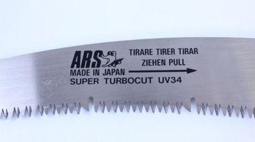 ARS 1339-20 Ersatzsägeblatt für Astsäge UV-34 mit Räumerschlitzen – Bild 2