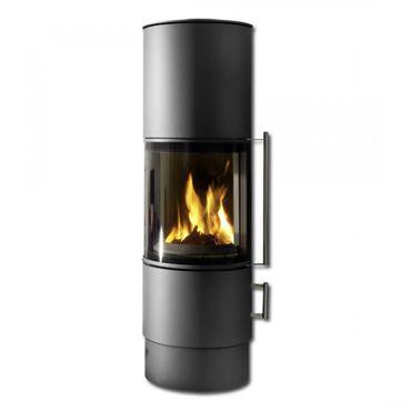 Koppe drehbarer Kaminofen Nexus Stahl 7 KW Ofen Kachelofen Kamin Neu – Bild 1