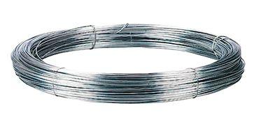 Eisendraht 2,0mm 200 m-Ring Weidezaundraht Kerbl verzinkt Leitermaterial