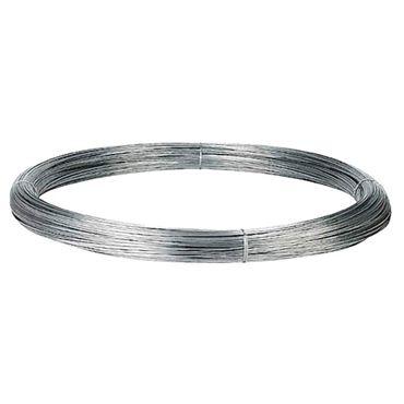 Spezial Stahldraht für Festzaun 625 m Zink-Alu Legierung als Langzeitschutz Ø 2,5 mm