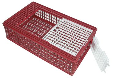 Geflügel-Transportbox PVC 95,5 x 57 x 27,5 cm – Bild 1