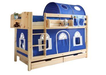 Etagenbett Für 2 Jungs : Hochbett online bei kindermoebel shop kaufen