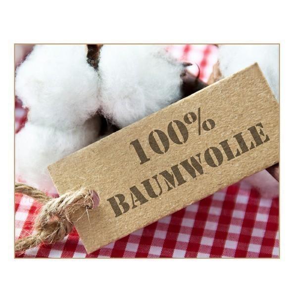Bett-Tasche pink 100% Baumwolle für Hochbett