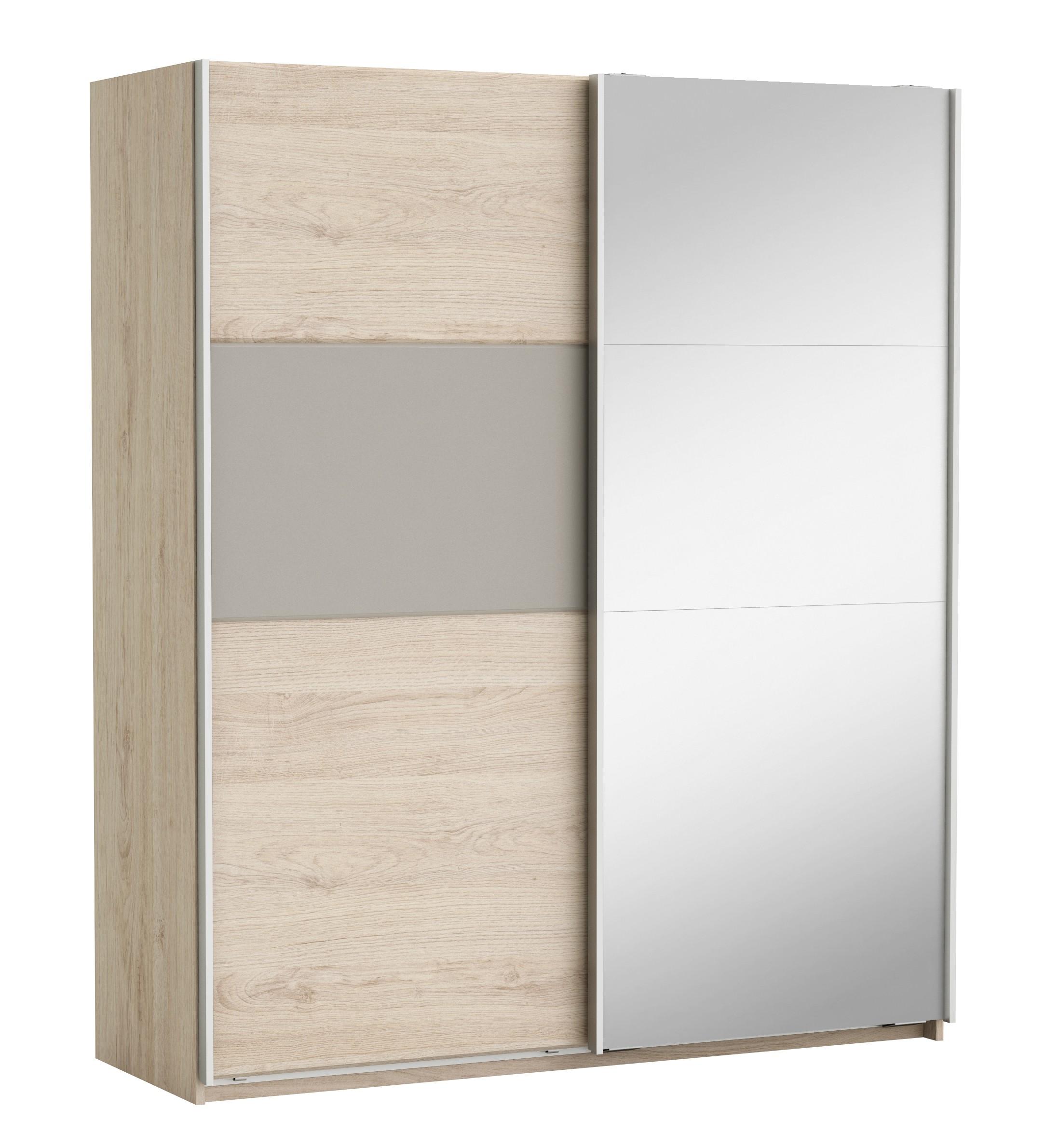 schwebet renschrank manolo beige 2 t ren b 170 cm kleiderschr nke. Black Bedroom Furniture Sets. Home Design Ideas