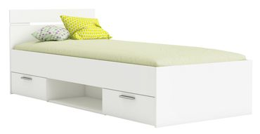 Funktionsbett Elian 160*200 cm weiß