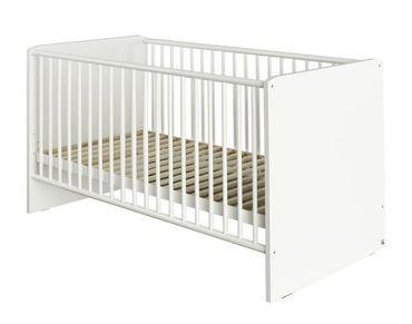 Babybett Madlen 90*200 cm weiß