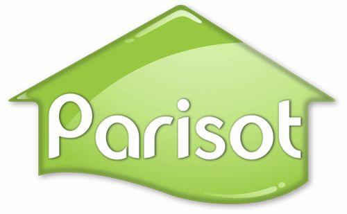 Kinderzimmer Bibop Parisot beige Bett + Lattenrostplatten + Kleiderschrank + Regale + Podest-Leiter