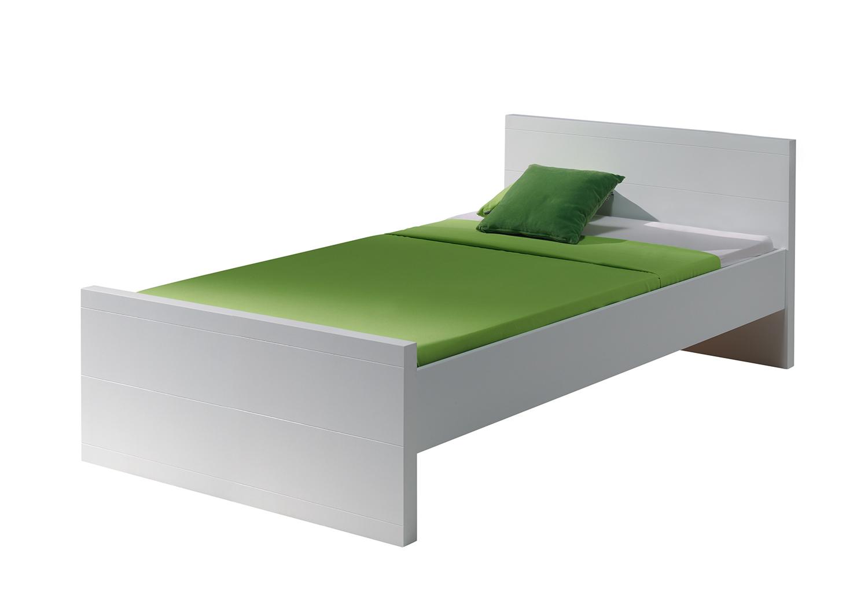 Jugendbett Mina 120*200 cm weiß