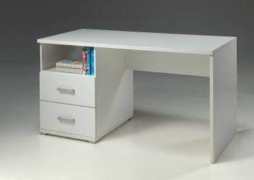 Schreibtisch Bella weiß