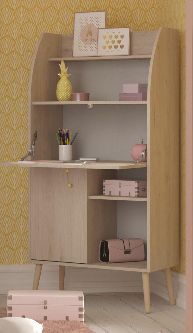 Kinderzimmer Anna 9 Parisot 3-teilig Beige / Muster bunt