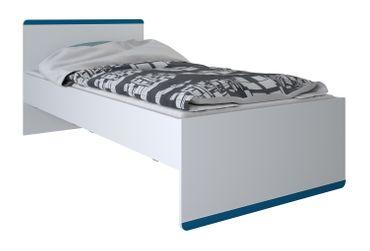 Jugendbett Tara 90*200 cm weiß