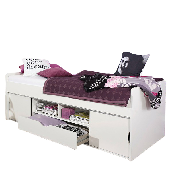 funktionsbett bettk sten jugendbett kinderbett bettliege holz bett kinderzimmer ebay