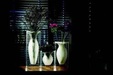 ESMERALDA Vase Glasvase Philippi Design – Bild 1