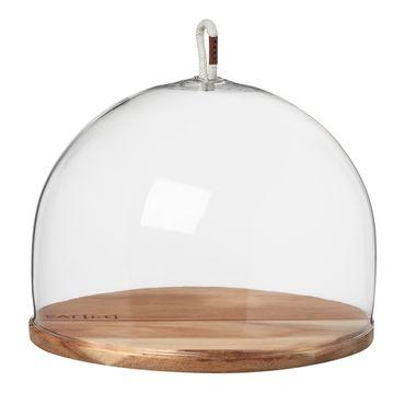 """Cloche"", dia:20cm / Höhe 15cm, Räder Design - Poesie et Table – Bild 1"