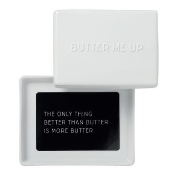 "Butterdose ""Butter me up"" - Räder Design – Bild 1"