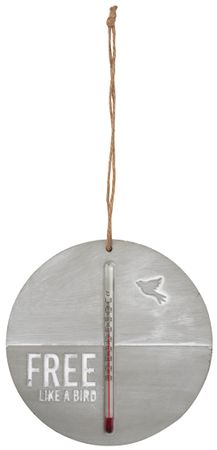 "Thermometer ""Free like a bird"" - Räder Design"
