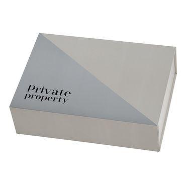 """Ordnungsliebe Sammelbox """"Private Property"""" - Räder Design – Bild 1"""