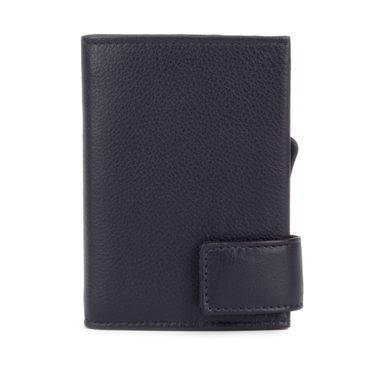 Kartenetui mit Ausleseschutz inkl. Geldbörse Leder (Variante Reißverschluss) - SecWal  – Bild 11