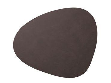 Tischset Platzset Curve L (37x44cm) Nupo Leder - LindDNA – Bild 12