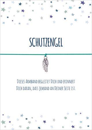 """Wunscharmbänder """"Schutzengel"""" - Glücksschmiedin  – Bild 6"""