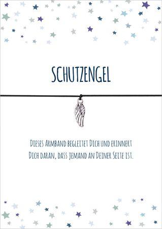 """Wunscharmbänder """"Schutzengel"""" - Glücksschmiedin  – Bild 2"""