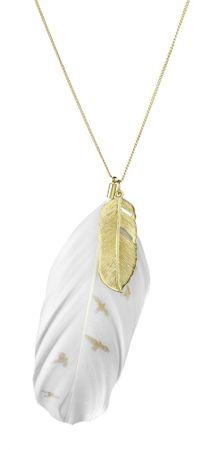 """Federleicht Halskette """"Vogel"""" - Räder Design – Bild 1"""