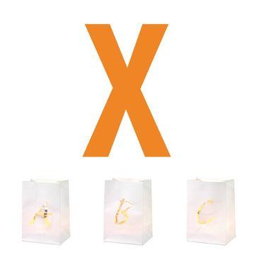 Buchstaben Lichttüte Paper & Poetry - Räder Design – Bild 2