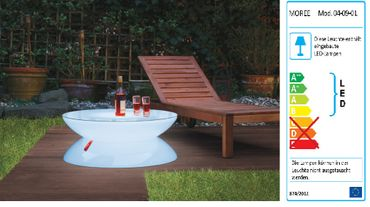 Lounge LED Accu Outdoor - Moree  – Bild 1