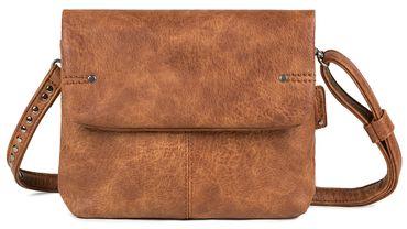 ZWEI Handtasche Vintage V5-z Kunstleder – Bild 2
