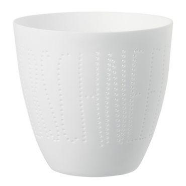 """Poesielicht """"Schneelicht"""" Teelichthalter - Räder Design"""