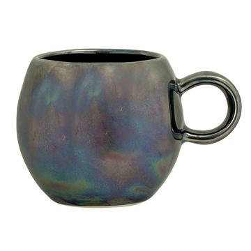 Paula Cup Tasse Steingut blue - Bloomingville