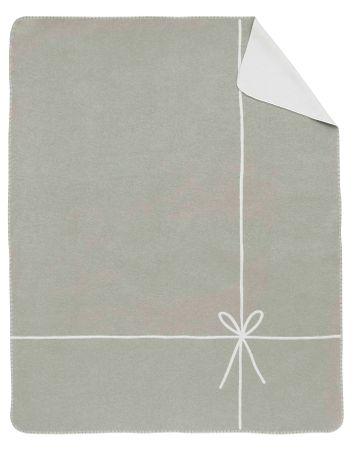 """Decke 150x200cm """"Schleife"""" - Räder Design"""