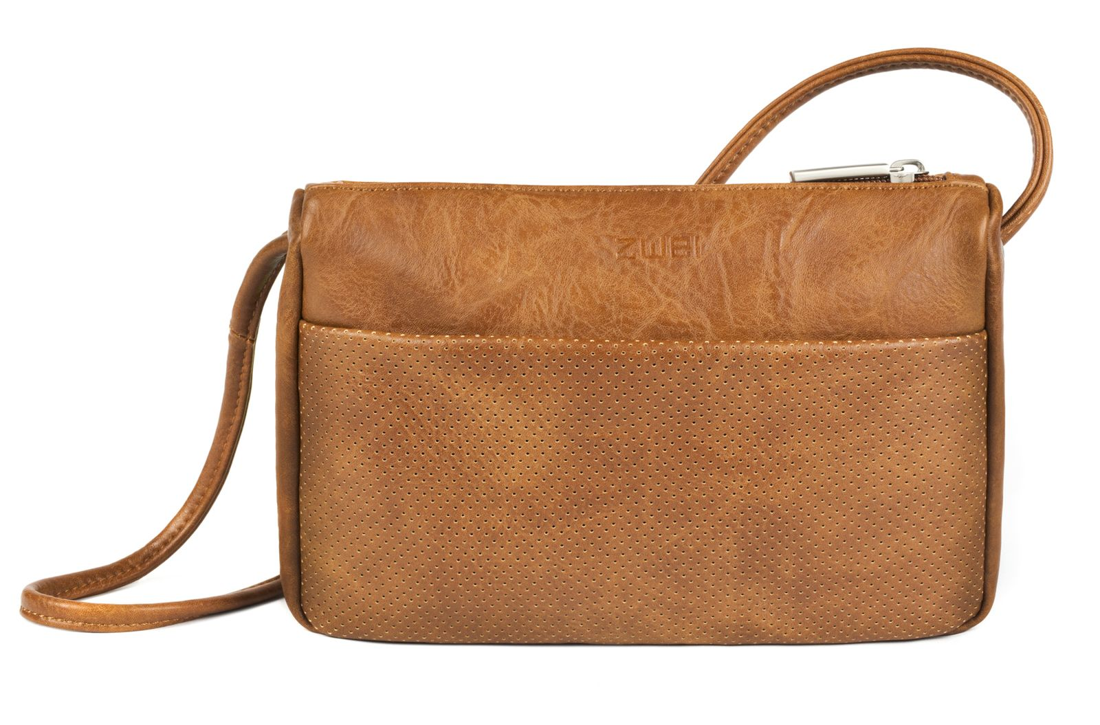 1931246bab060 ZWEI Handtasche Umhängetasche MADEMOISELLE M1-z Kunstleder Lifestyle ...