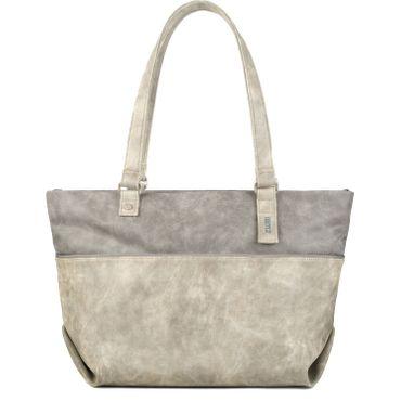 ZWEI Handtasche Umhängetasche Shopper J15-z -z Kunstleder – Bild 1