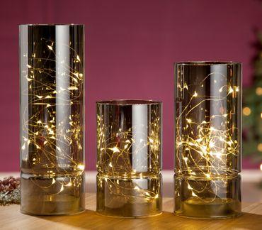 """20 LED-Leuchter """"Fumare"""" - Gilde Handwerk"""