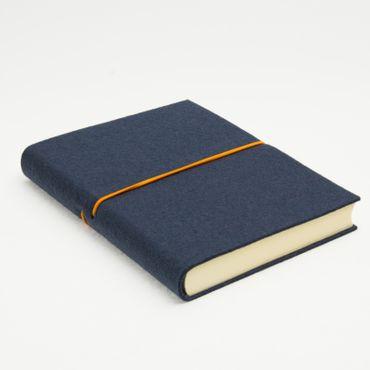 Notizbuch Filzduett - Bindewerk – Bild 5