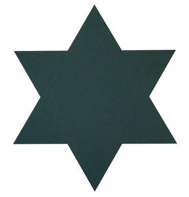 Tischset Platzset Stern (34x34cm) Nupo Leder - LindDNA – Bild 4