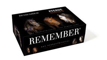 "Gedächtnisspiel ""Remember 44 Pferde"" in der Magnetbox - Remember  – Bild 1"