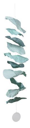 Papierkette groß/grün - Räder Design